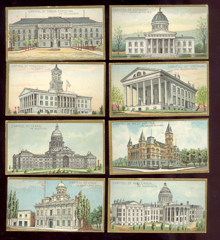 N14 General government and State Capital Buildings of the United States
