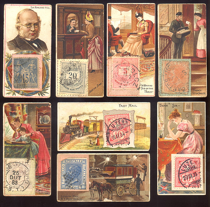 buying N85 W.Duke, Sons & Co. Postage Stamp tobacco cards