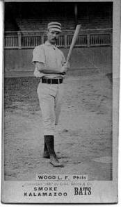 1887 Kalamazoo Bats cards (N690)