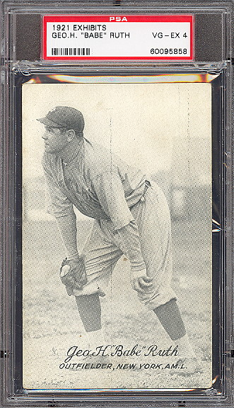 baseball exhibit cards buy baseball cards