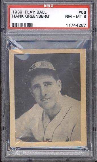 1939 Playball Cards