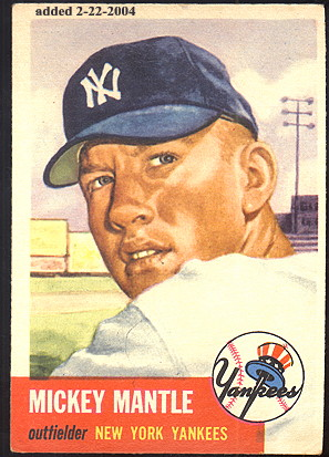 Premium Cards From The 50s