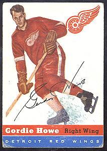 1954 55 topps hockey buy hockey cards buy vintage hockey cards for