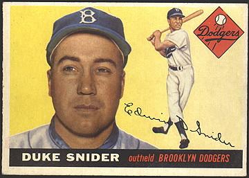 Buy 1955 Topps Baseball Cards Sell 1955 Topps Baseball Cards