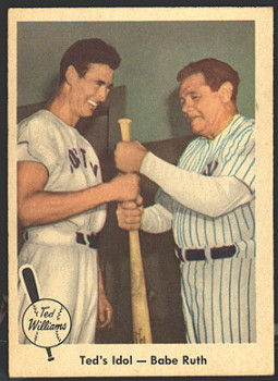 1959 Fleer Baseball Cards