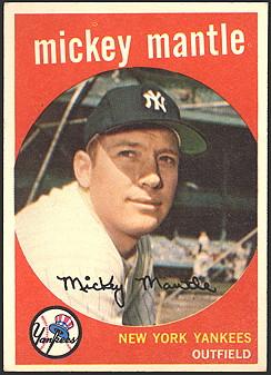 Buy 1959 Topps Baseball Cards Sell 1959 Topps Baseball