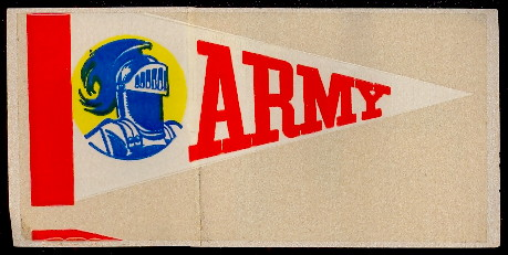 1964 topps pennant stickers