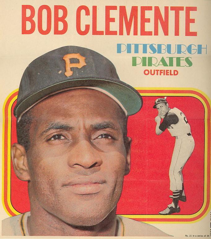 Buy 1970 Topps Baseball Posters Sell 1970 Topps Baseball