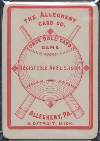 1904 Allegheny Card Co.