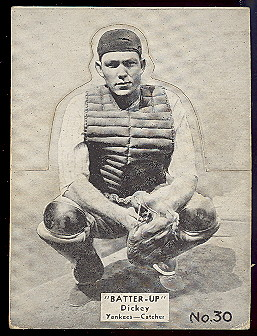 1934-36 Batter-Up baseball cards (R318)