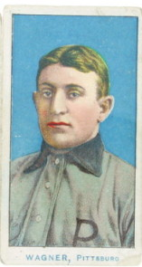 1910 American Caramel Pirates World Champs Honus Wagner E90-2
