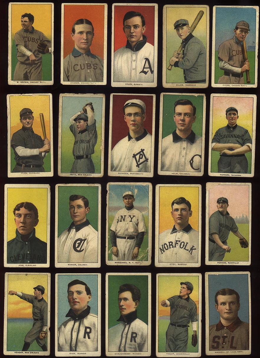 1909 1911 T206 Hindu Tobacco Cards Buy Baseball Cards Buy