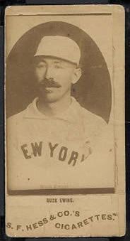 1888 S.F. Hess (N338-2) Baseball cards