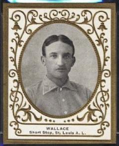 1909 Ramly Cigarettes baseball card