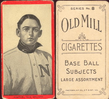 1910 T210 Old Mill Southern League Cards Buy Baseball Cards Buy