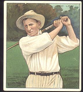 1910 T218 Golfers