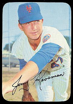 51, Jerry Koosman (New York Mets)