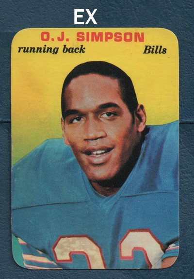 Buy 1970 Topps Super Glossy Football Cards Sell 1970 Topps