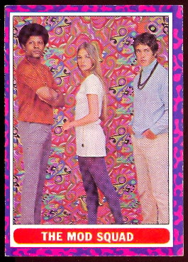 1969 TOPPS THE MOD SQUAD (R710-20), Buy non-sports Cards | Buy