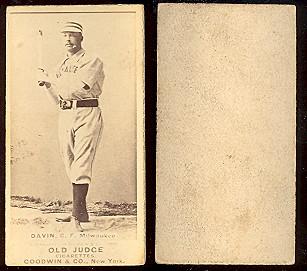 1887 N172 Old Judge Baseball Cards Buy Baseball Cards Buy Vintage